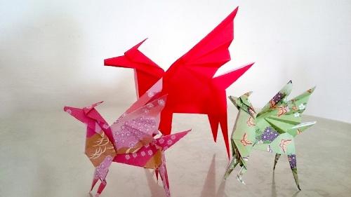 折り紙同好会(Origami Interest Group)
