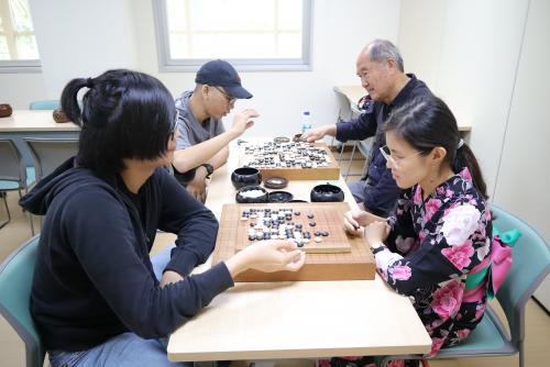 囲碁同好会(Igo Group)