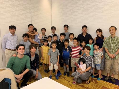 将棋同好会(Shogi Group)