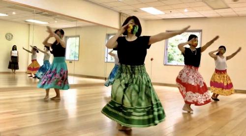 フラダンス同好会(Hula Dance Group)