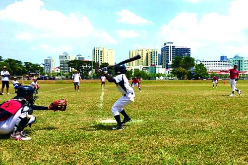 ソフトボール同好会(Softball Group)