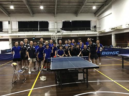卓球同好会 (Table Tennis Group)
