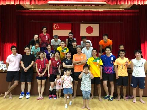 バレーボール同好会(Volleyball Group)