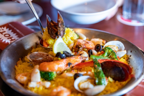 スペイン地中海料理