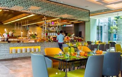 JEN Singapore Orchardgateway by Shangri-La