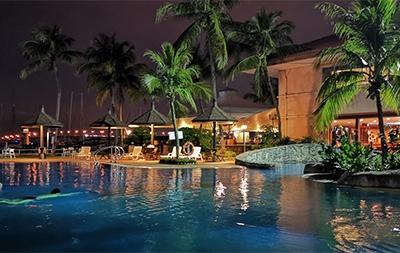 Raffles Marina Ltd